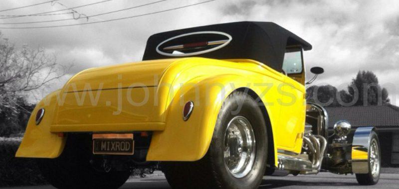1929 Roadster - 'MixRod'