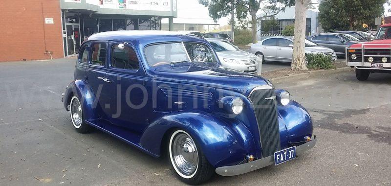 1937 Chev Sedan