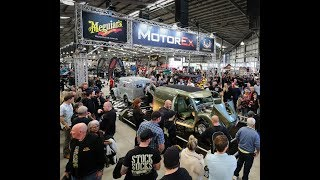 Johnny Z's 'Speedbox' Lead Up to MotorEx 2018