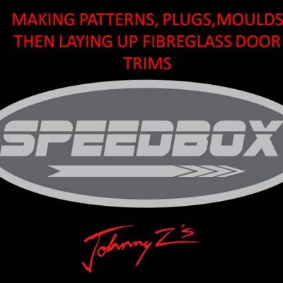 'Speedbox' Door Trims